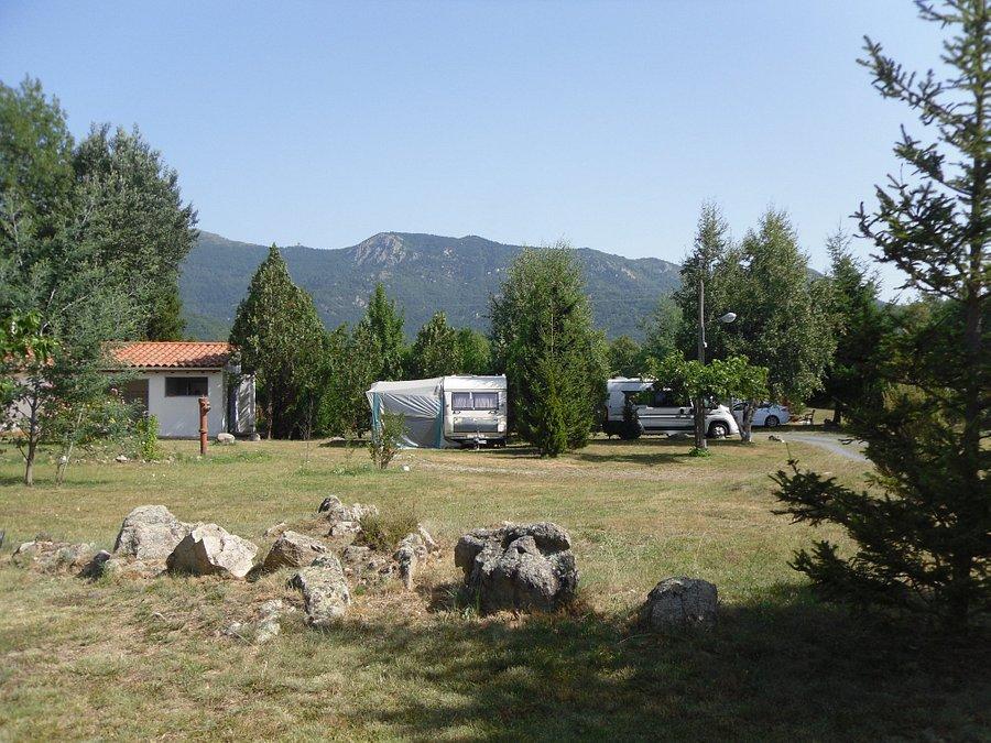 Location emplacement pour Campingcar - Camping Le Cortsavi
