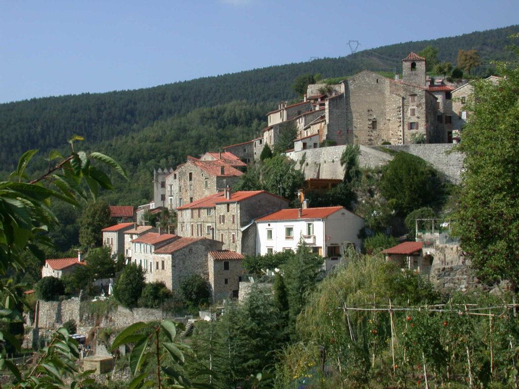 Corsavy, le Village